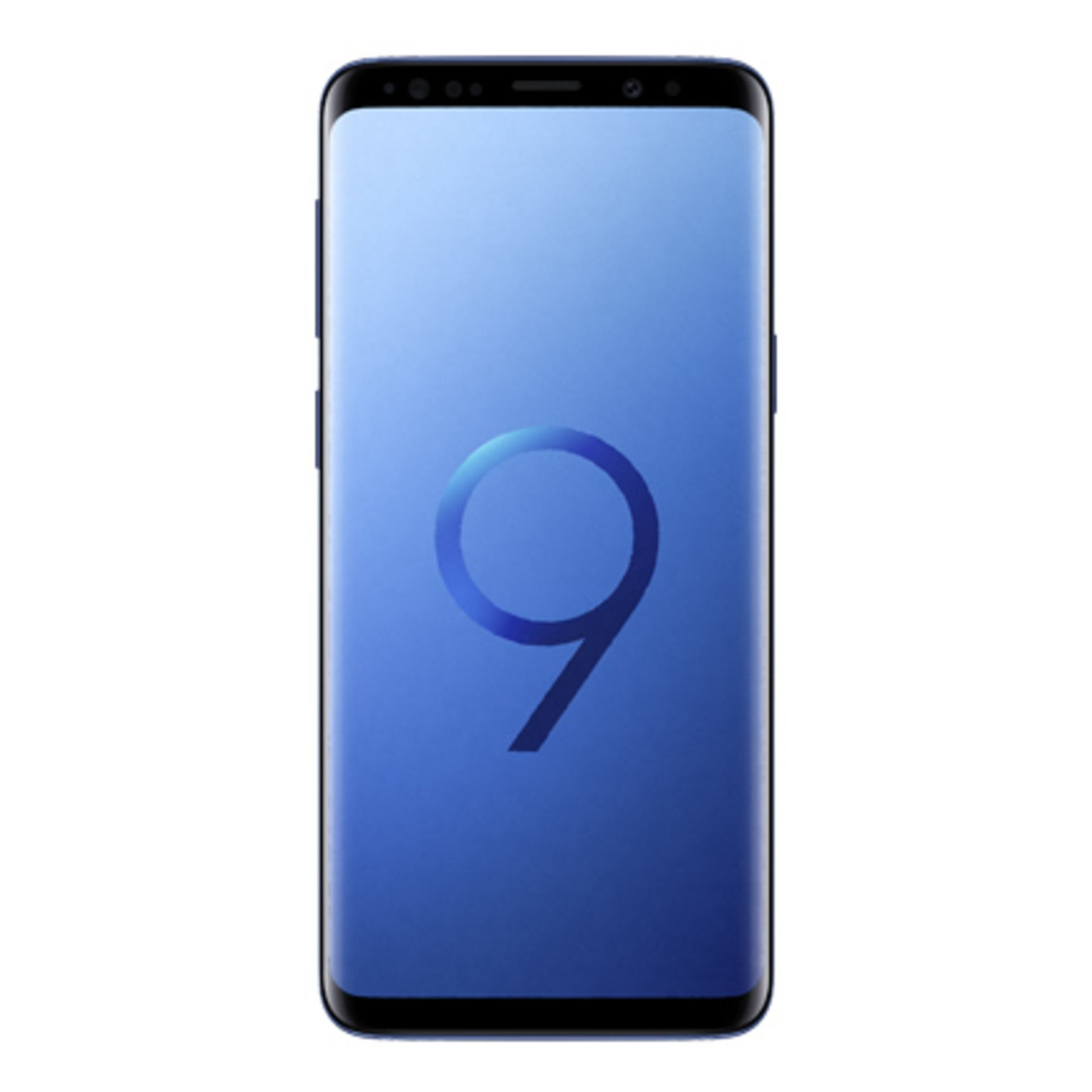 Lot 11632 - Grade A Samsung S9 Colours May Vary Item available approx 15 working days after sale