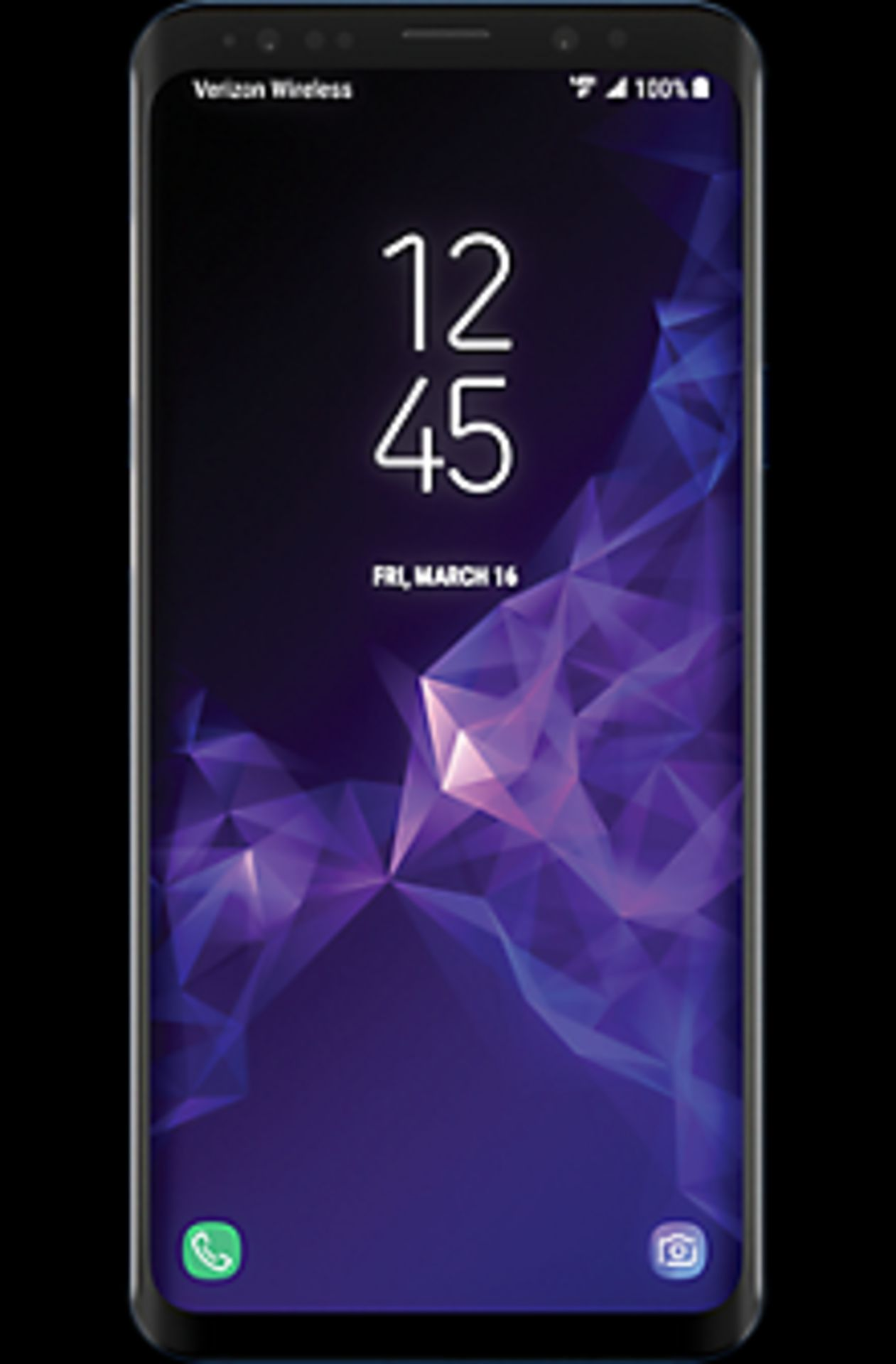 Lot 11501 - Grade A Samsung S9+ Colours May Vary Item available approx 15 working days after sale