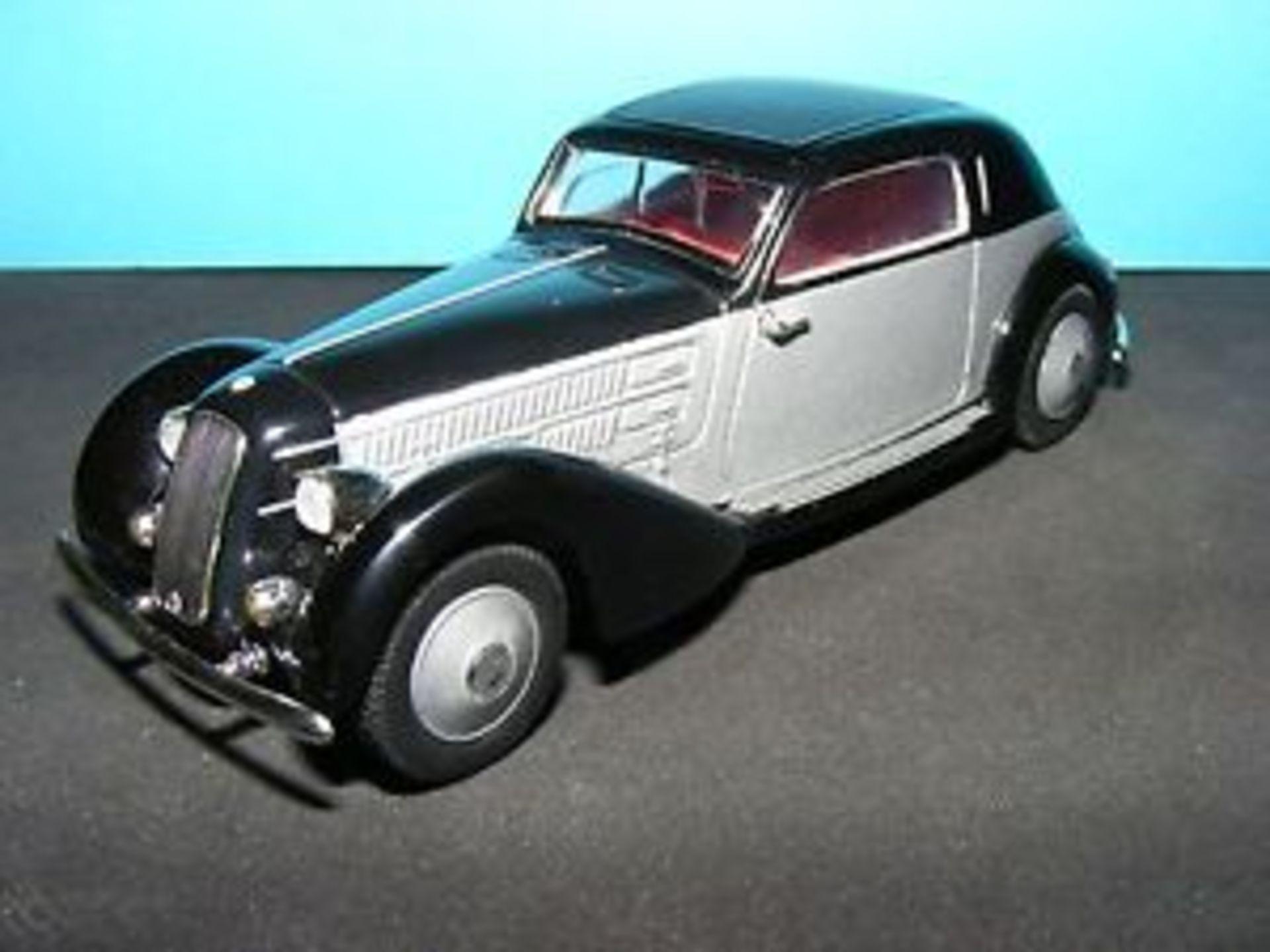 Lot 10358 - V Brand New 1/43 Diecast 1934 Lancia Astura Coupe Gran Lusso - eBay Price £19.99