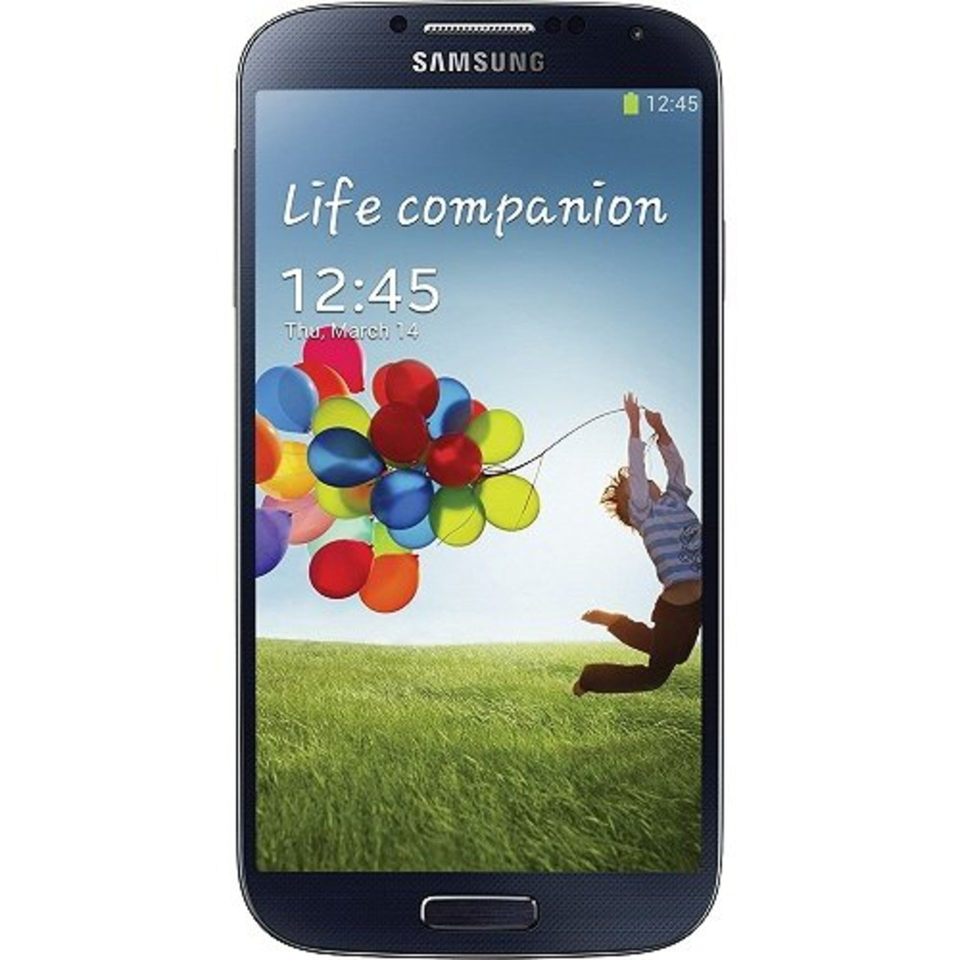 Lot 12065 - Grade A Samsung S4(i9500) Colours May Vary Item available approx 15 working days after sale