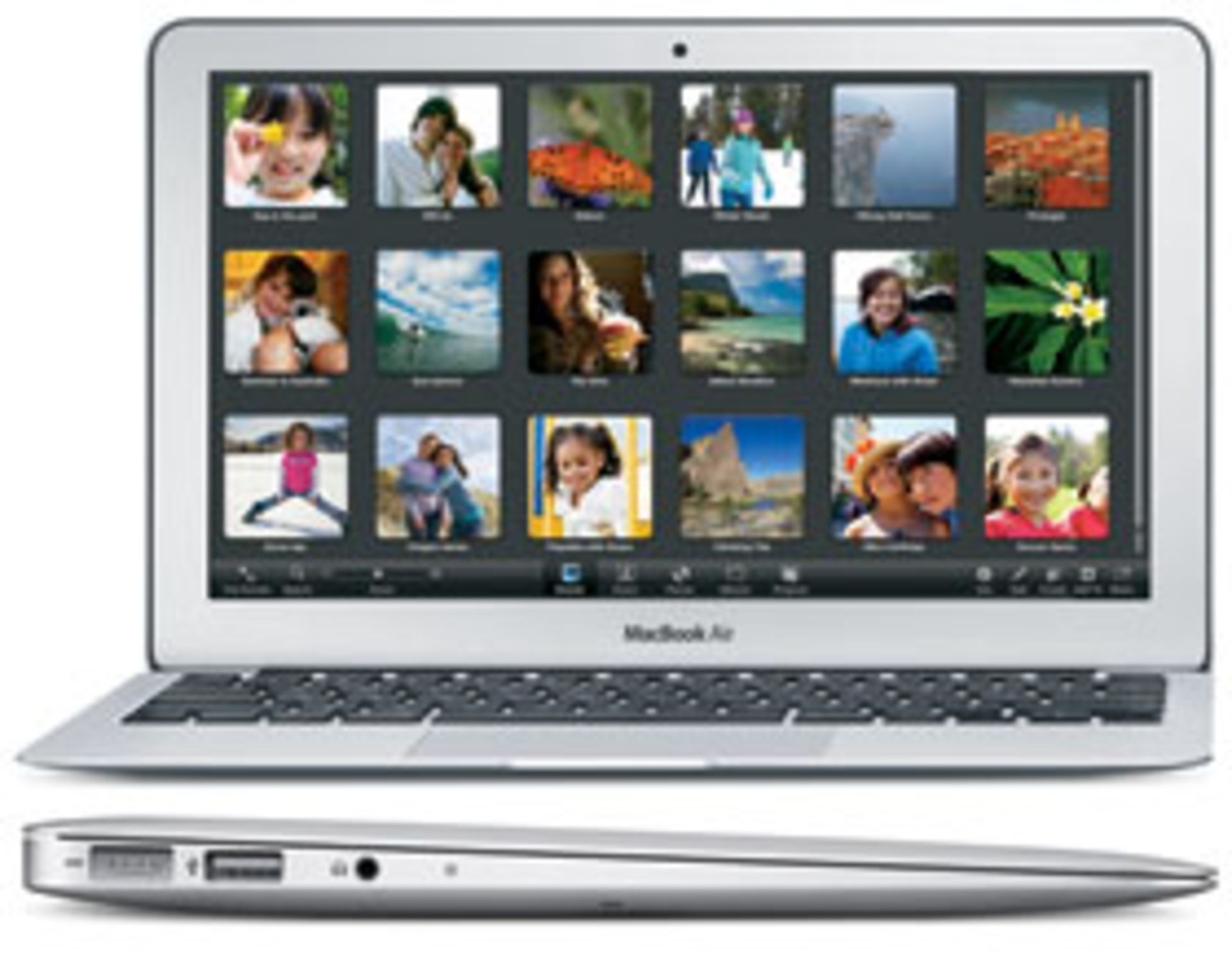 Lot 60015 - V Grade B Macbook Air 11.6 Inch Core 2 Duo - 64GB SSD - A1370 - Available Approx 7 Working Days