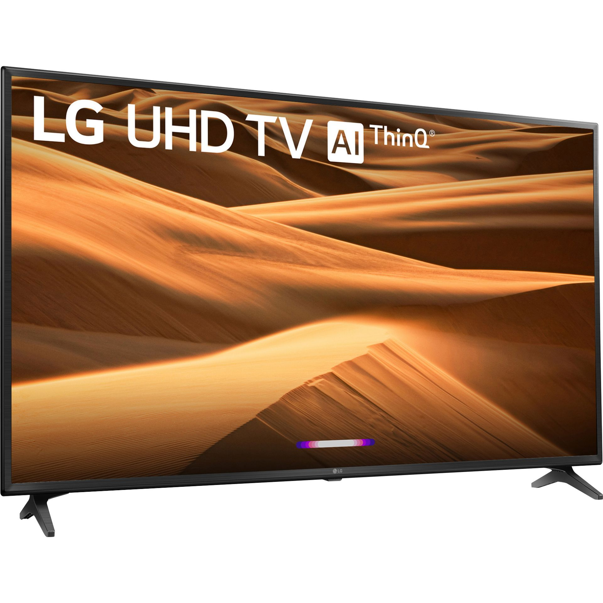 Lot 16047 - + VAT Grade A LG 70 Inch ACTIVE HDR 4K ULTRA HD LED SMART TV WITH FREEVIEW HD & WEBOS & WIFI - AI