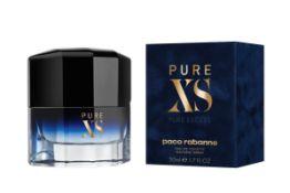 + VAT Brand New Paco Rabanne Pure XS (M) 50ml EDT Spray