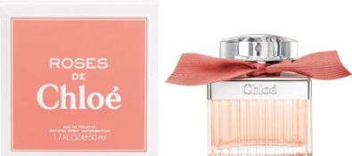 + VAT Brand New Chloe Roses De Chloe 30ml EDT Spray