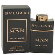 + VAT Brand New BVLGARI Man In Black 60ml EDP Spray