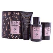 + VAT Brand New Acqua Di Parma Cologne Sandalo 100ML EDC+Candle +S/G