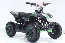 + VAT Brand New 50cc Avenger Mini Off Road Quad Bike - Colours May Vary - Air Cooled - Two Stroke -