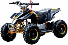 + VAT Brand New 50cc Zikai Mini Quad - Colours May Vary - Available Approx 5 Working Days After