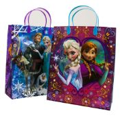 + VAT Brand New 3 Disney Frozen Medium PP Gift Bags