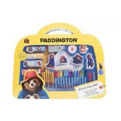 + VAT Brand New Paddington Bear Large Activity Set In Suitcase Box ISP £15.89 (ebay)