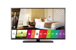 + VAT Grade A LG 49 Inch 4K ULTRA HD IPS COMMERCIAL TV WITH FREEVIEW HD & WEB OS & WIFI 49UW761H