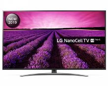 + VAT Grade A LG 49 Inch NANO CELL HDR 4K UHD LED SMART AI TV 49SM8600PLA