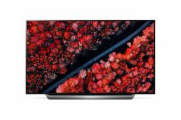+ VAT Grade A LG 77 Inch FLAT OLED ACTIVE HDR 4K UHD SMART TV WITH FREEVIEW HD & WEBOS & WIFI - AI