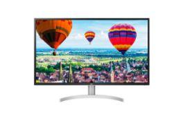 + VAT Grade A LG 32 Inch QHD (2560x1440) IPS LED RADEON FREESYNC - HDMI X2 , DISPLAY PORT , MINI