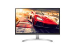 + VAT Grade A LG 27 Inch 4K ULTRA HD IPS LED MONITOR HDR 10 - 3840 X 2160P - HDMI, DISPLAY PORT