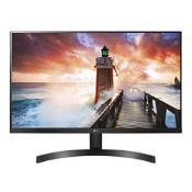 + VAT Grade A LG 22 Inch FULL HD IPS LED MONITOR - HDMI X 2, D-SUB 22MK600M-B