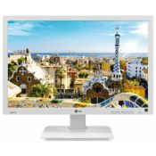 + VAT Grade A LG 24 Inch FULL HD IPS LED MONITOR WITH SPEAKERS - D-SUB, DVI-D, HDMI, DISPLAY PORT