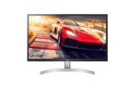 + VAT Grade A 27 Inch 4K ULTRA HD IPS LED MONITOR HDR 10 - 3840 X 2160P - HDMI DISPLAY PORT