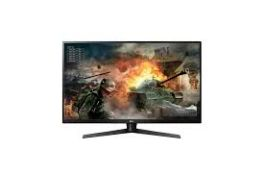 + VAT Grade A 32 Inch QHD GAMING MONITOR WITH G-SYNC - HDMI DISPLAY PORT USB 3.0 - FRAME LESS