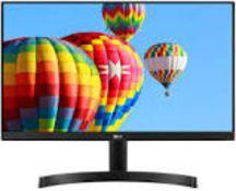 + VAT Grade A 22 Inch FULL HD IPS LED MONITOR - HDMI X 2 D-SUB