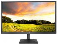 + VAT Grade A 24 Inch FULL HD LED MONITOR - D-SUB