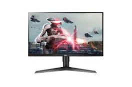 + VAT Grade A 27 Inch FULL HD IPS LED GAMING MINITOR WITH G-SYNC 144HZ REFRESH RATE - HDMI DISPLAY