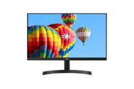 + VAT Grade A 24 Inch FULL HD IPS LED MONITOR - HDMI X 2 D-SUB
