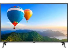 + VAT Grade A 43In ACTIVE HDR 4K ULTRA HD LED SMART TV WITH FREEVIEW HD & WEBOS & WIFI - AI TV