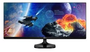 + VAT Grade A 25In ULTRA WIDE FULL HD IPS LED MONITOR - HDMI X 2