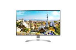 + VAT Grade A 32In HDR 10 4K ULTRA HD IPS LED MONITOR - 3840 X 2160P - HDMI X 2 DISPLAY PORT USB