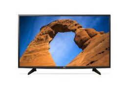+ VAT Grade A 43In FULL HD LED TV WITH FREEVIEW HD