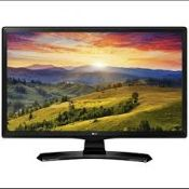 + VAT Grade A 24In HD READY LED TV WITH FREEVIEW HD
