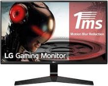 + VAT Grade A 27In FULL HD IPS LED GAMING MONITOR - D-SUB HDMI DISPLAY PORT