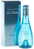 + VAT Brand New Davidoff Coolwater (L) 100ml EDT Spray