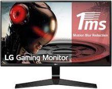 + VAT Grade A 27In FULL HD IPS LED GAMING MONITOR - D-SUB HDMI DISPLAY PORT