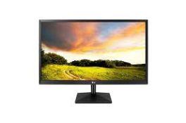 + VAT Grade A 27In FULL HD IPS LED MONITOR - D-SUB HDMI