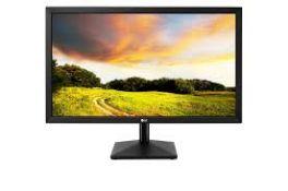 + VAT Grade A 24In FULL HD LED MONITOR - D-SUB