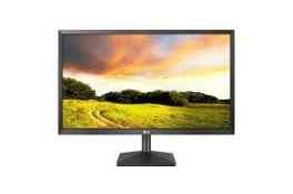 + VAT Grade A 22In FULL HD LED MONITOR - D-SUB