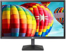 + VAT Grade A 24In FULL HD IPS LED MONITOR - HDMI D-SUB