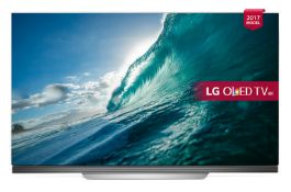 + VAT Grade A LG LG SIGNATURE E RANGE - 65 Inch FLAT OLED HDR 4K ULTRA HD SMART TV WITH FREEVIEW HD