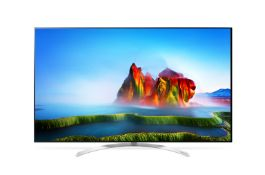 + VAT Grade A LG 55 Inch ACTIVE HDR 4K SUPER ULTRA HD LED NANO CELL SMART TV WITH FREEVIEW HD &