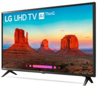 + VAT Grade A LG 43 inch ACTIVE HDR 4K ULTRA HD LED SMART TV WITH FREEVIEW HD & WEBOS 4.0 & WIFI -