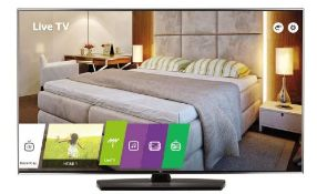 + VAT Grade A LG 43 Inch 4K ULTRA HD IPS COMMERCIAL TV WITH FREEVIEW HD & WEB OS & WIFI 43UV761H