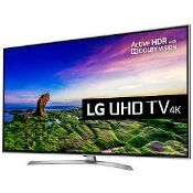 + VAT Grade A LG 55 Inch ACTIVE HDR 4K ULTRA HD LED SMART TV WITH FREEVIEW HD & WEBOS & WIFI
