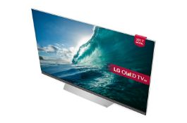 + VAT Grade A LG LG SIGNATURE E RANGE - 65 Inch FLAT OLED HDR 4K ULTRA HD SMART TV WITH FREEVIEW HD