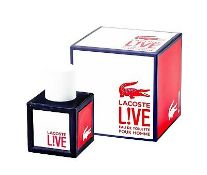 + VAT Brand New Lacoste Live 60ml EDT Spray