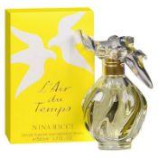 + VAT Brand New Nina Ricci L'Air Du Temps 50ml EDT Spray
