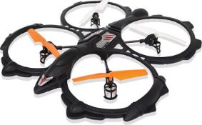 + VAT Brand New Full Function 40cm 6 Axis Quad Copter-Ascend-Descend-Forward-Backward-Left-Right-