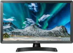 + VAT Grade A LG 28 Inch HD READY LED TV WITH FREEVIEW HD 28TL510V-PZ