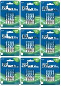 + VAT Brand New 48x Fuji Environmax Heavy Duty AAA Batteries 12 packs of 4 Batteries - Amazon Price